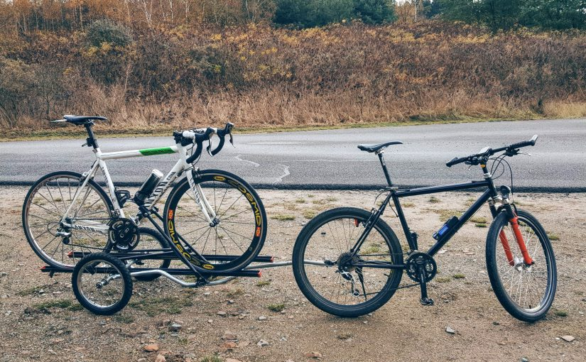 Fahrrad-Fahrradanhänger