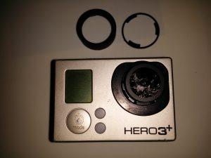 GoPro ohne Ring