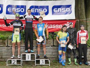 2. Platz in der offenen Kreismeisterschaft im Bergzeitfahren
