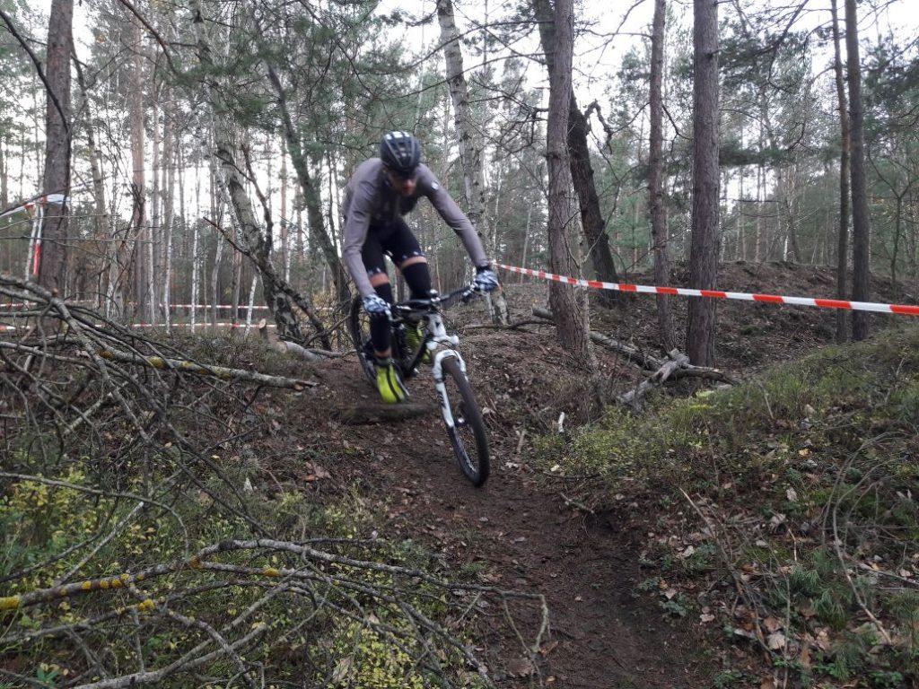 MTB-Rennen Forst